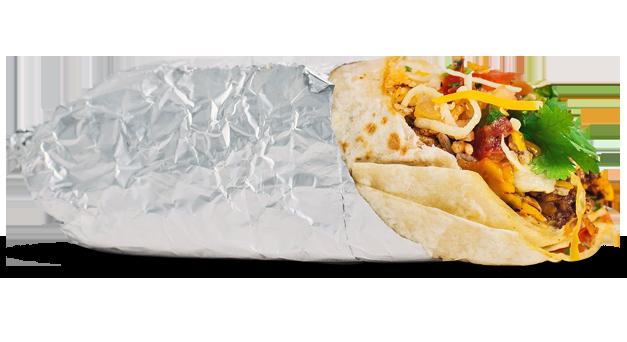 chalupa burrito